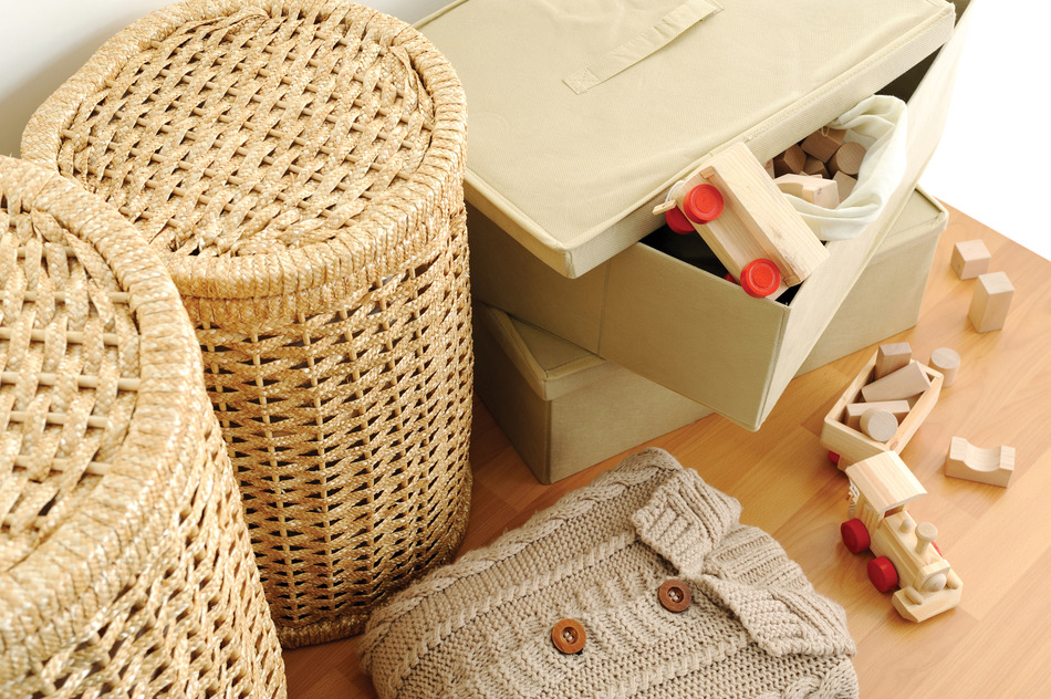 containers for home